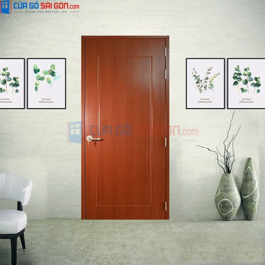 hình ảnh cửa nhựa giả gỗ Composite