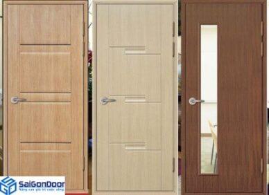 Giới thiệu chi tiết cấu tạo cửa nhựa ABS Hàn Quốc Saigondoor